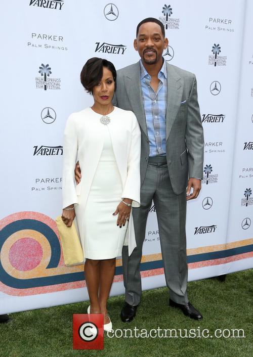 Jada Pinkett Smith and Will Smith 2
