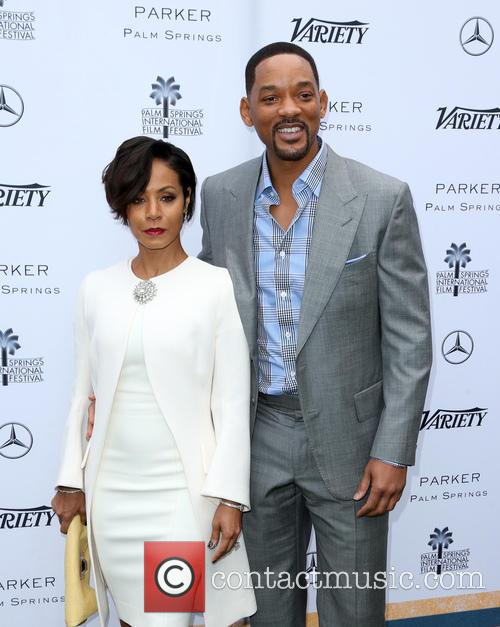 Jada Pinkett Smith and Will Smith 3
