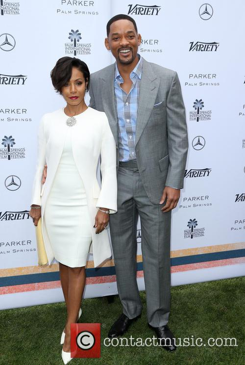 Jada Pinkett Smith and Will Smith 4