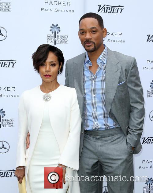 Jada Pinkett Smith and Will Smith 5