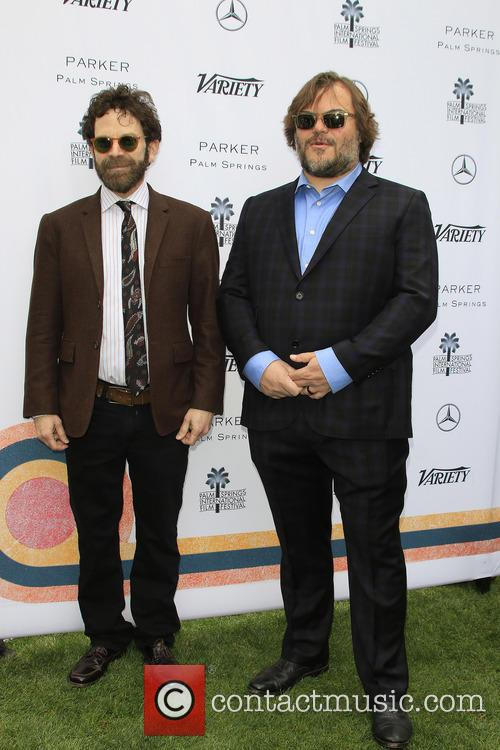 Charlie Kaufman and Jack Black 1