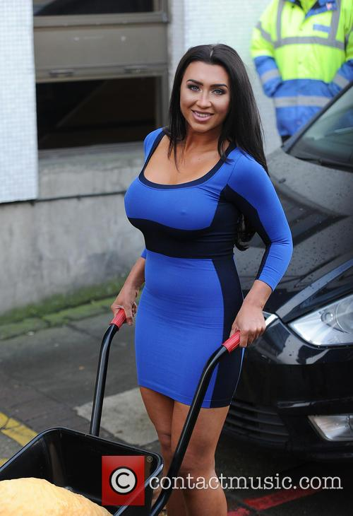 Lauren Goodger 8