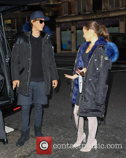 Jonathan Cheban and Anat Popovsky 6