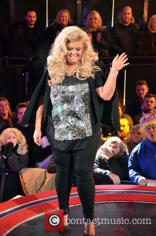 Gemma Collins and Big Brother 4
