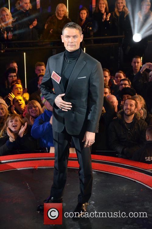 John Partridge and Big Brother 2