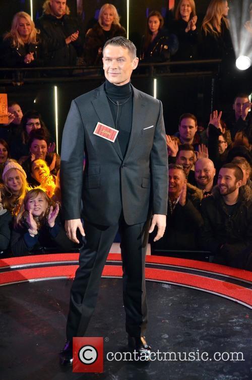 John Partridge and Big Brother 4