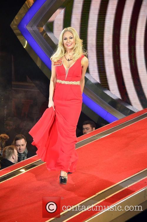 Kristina Rihanoff and Big Brother 5