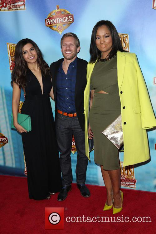 Amanda Salas, Tanner Thomason and Garcelle Beauvais 1