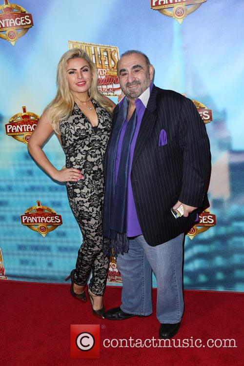 Tia Barr and Ken Davitian 1