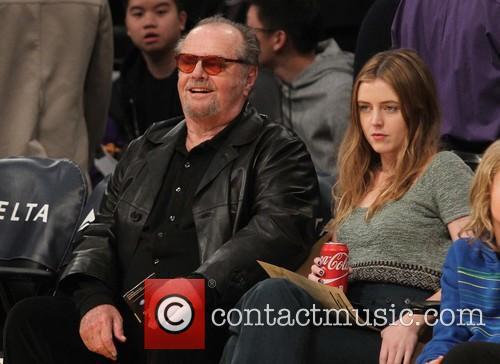 Jack Nicholson and Lorraine Nicholson 1