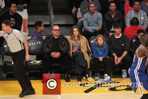 Jack Nicholson and Lorraine Nicholson 4