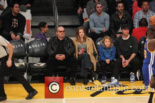 Jack Nicholson and Lorraine Nicholson 5