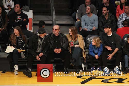 Jack Nicholson and Lorraine Nicholson 6