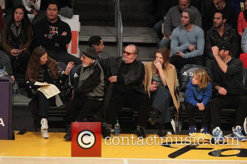 Jack Nicholson and Lorraine Nicholson 7