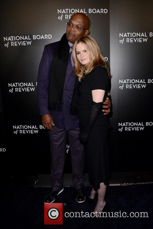 Samuel L. Jackson and Jennifer Jason Leigh 4