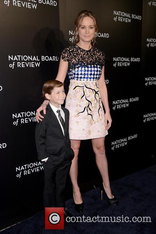 Jacob Tremblay and Brie Larson 1