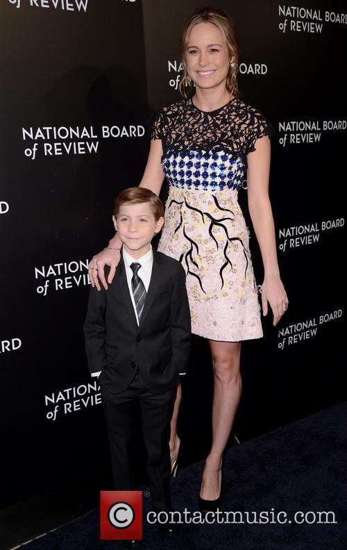 Jacob Tremblay and Brie Larson 2