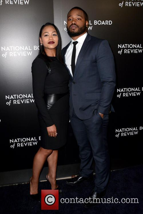 Zinzi Evans and Ryan Coogler 1