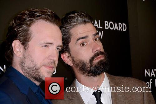 Rafe Spall and Hamish Linklater 2
