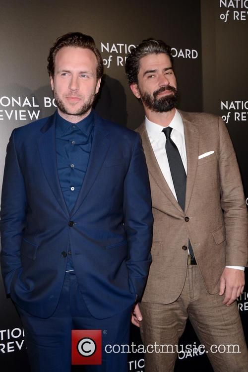 Rafe Spall and Hamish Linklater 3