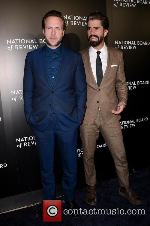Rafe Spall and Hamish Linklater 4