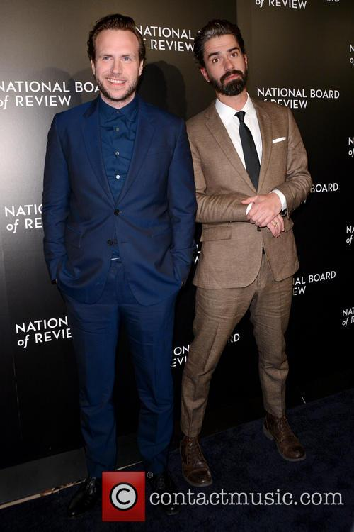 Rafe Spall and Hamish Linklater 5