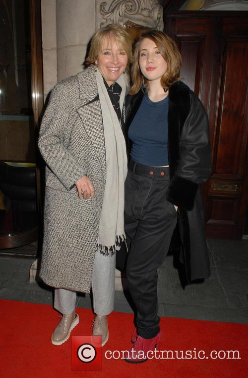 Emma Thompson and Gaia Romilly Wise 2