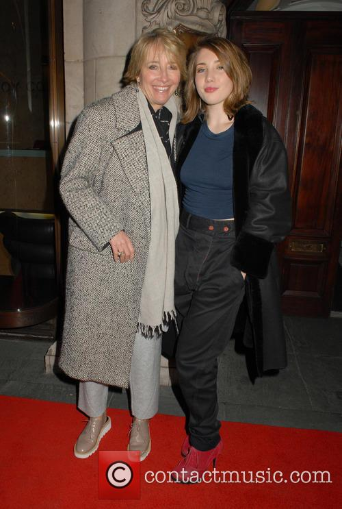 Emma Thompson and Gaia Romilly Wise 3