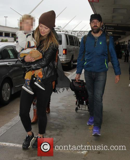Olivia Wilde and Otis Alexander Sudeikis 11