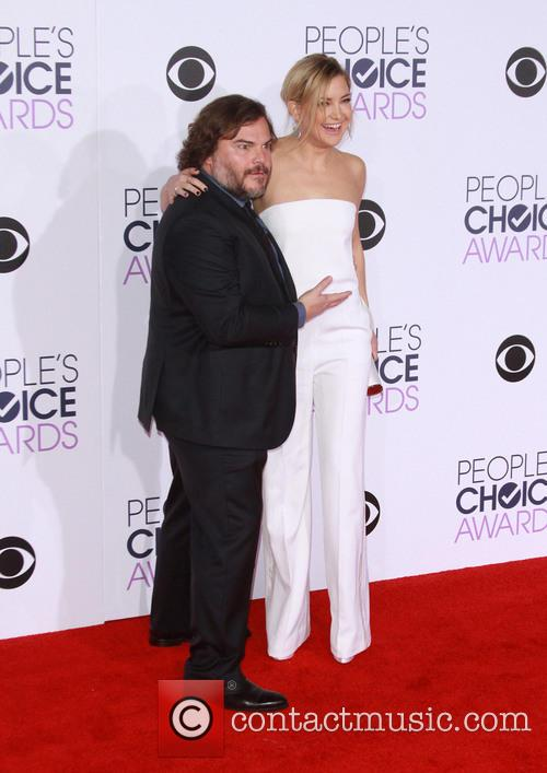 Jack Black and Kate Hudson 5