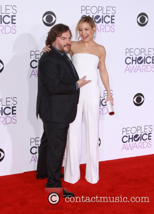 Jack Black and Kate Hudson 6