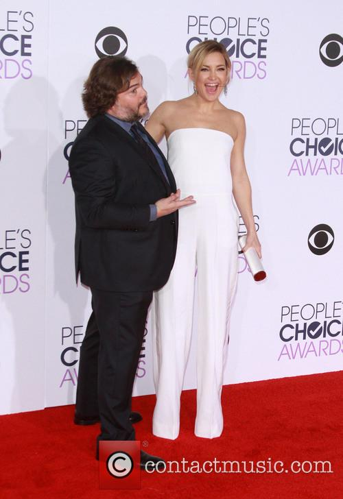 Jack Black and Kate Hudson 7
