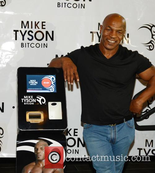Mike Tyson teams up with Bitcoin to launch...