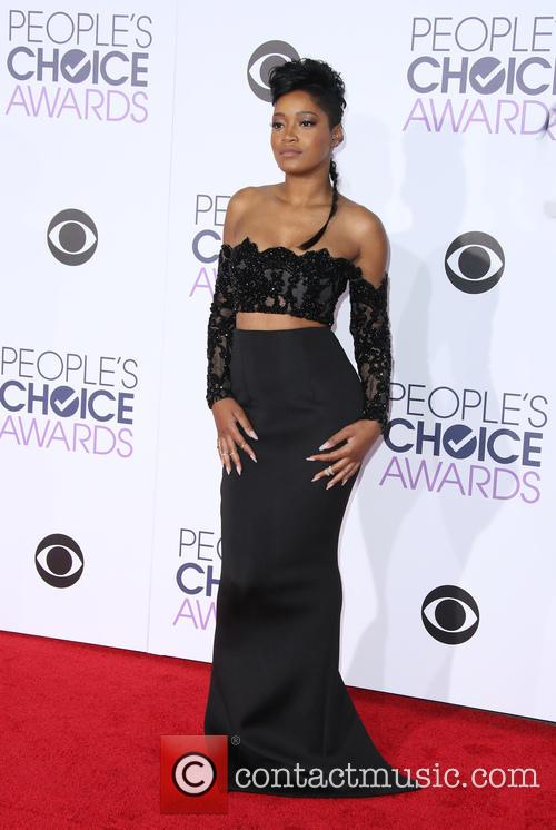 Keke Palmer - People's Choice Awards 2016 - Arrivals | 3 ...