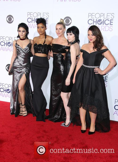 Vanessa Hudgens, Keke Palmer, Ashley Benson, Carly Rae Jepsen and Kether Donohue 2