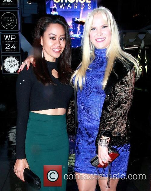 Jade Brandais and Andrea Albright 2