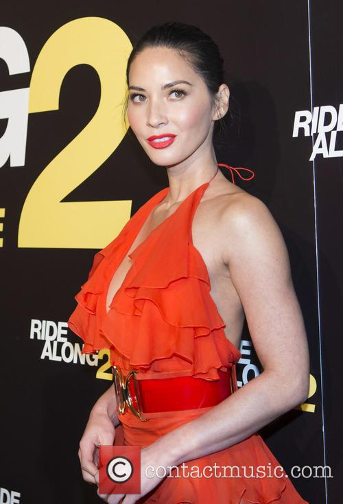 Olivia Munn Denies Engagement To Aaron Rodgers With Funny Instagram Post