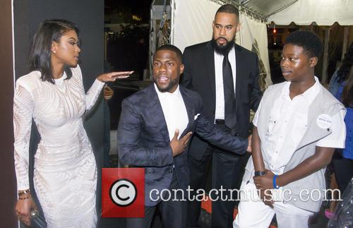 Torrei Hart, Kevin Hart and Guests 1