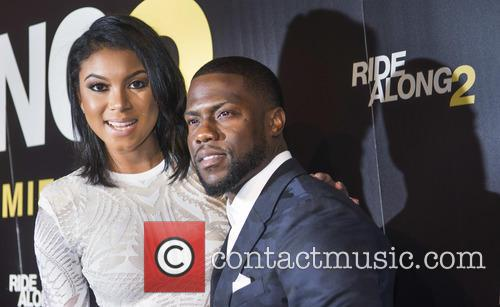 Torrei Hart and Kevin Hart 2
