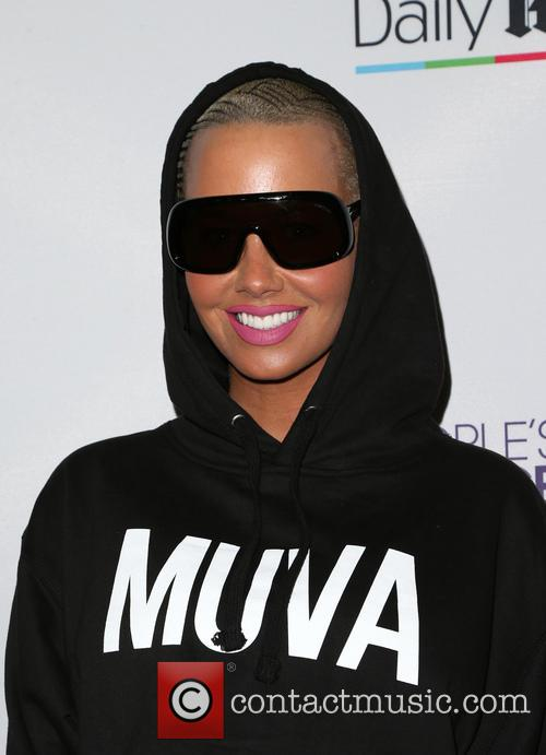 Amber Rose Shuts Down Kanye West: A History Of The Former Couple's Never-ending Beef
