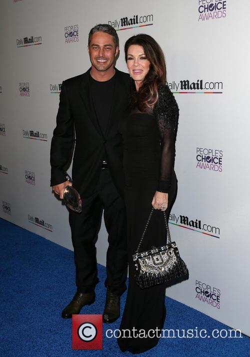 Taylor Kinney and Lisa Vanderpump 2