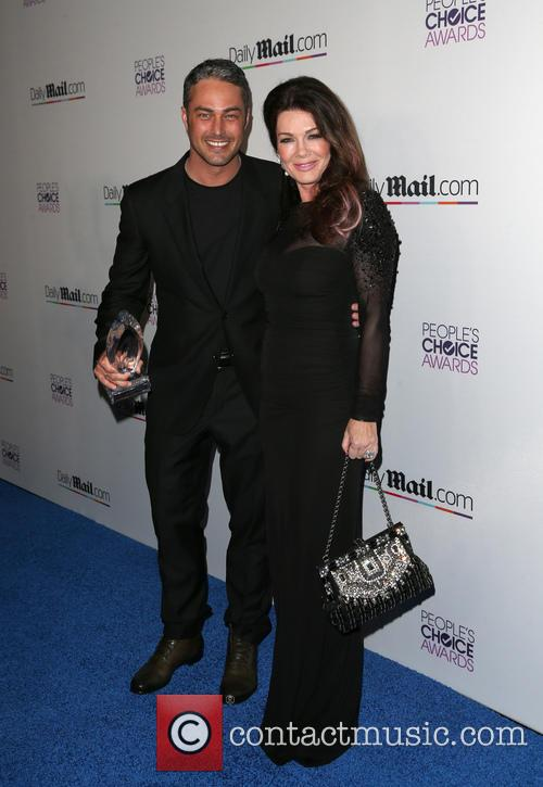 Taylor Kinney and Lisa Vanderpump 3