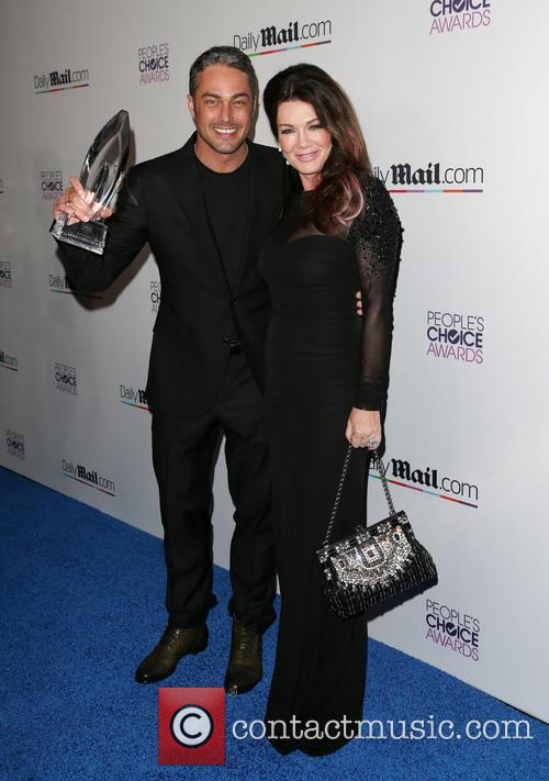 Taylor Kinney and Lisa Vanderpump 4