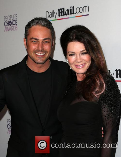 Taylor Kinney and Lisa Vanderpump 5
