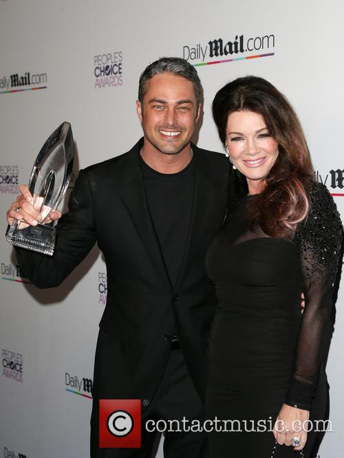 Taylor Kinney and Lisa Vanderpump 6