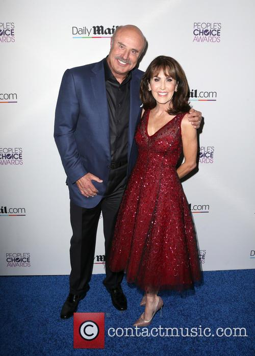 Phil Mcgraw and Robin Mcgraw 6