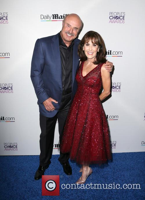 Phil Mcgraw and Robin Mcgraw 7