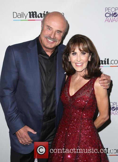 Phil Mcgraw and Robin Mcgraw 8