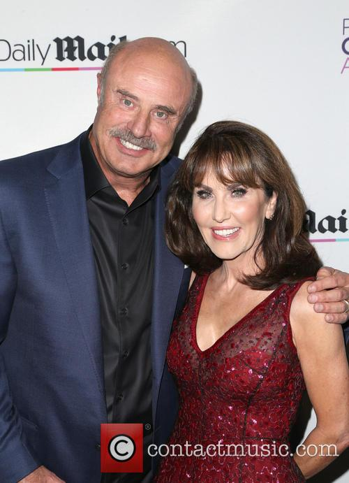 Phil Mcgraw and Robin Mcgraw 9