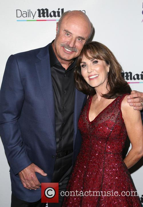 Phil Mcgraw and Robin Mcgraw 10